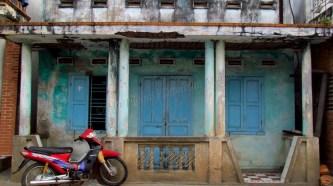 Phan Thiet - Au hasard des rues, maison