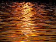 Phan Thiet - Rivière, coucher du soleil