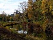 Gard - Villeneuve-Lez-Avignon - Balade le long du canal