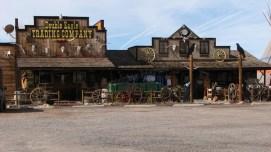 Arizona - Sur la route du lac Powel