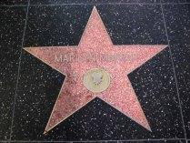 Californie - Los Angeles - Hollywood Boulevard 'Marilyn Monroe'