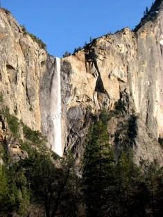 Californie - Parc National Yosemite - Northside drive