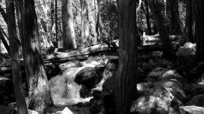Californie - Parc National Yosemite - Trail Bridaveil Fall