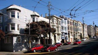 Californie - San Francisco - Quartier Castro