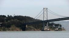 Californie - San Francisco - San Francisco Oakland Bay Bridge