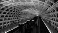 District of Colombia - Washington DC - Station de métro