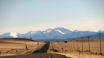 Wyoming - Sur la route