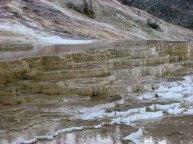 Wyoming - Yellowstone - Mammot Hot Springs