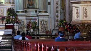Oaxaca - Oaxaca - Basilique de la soledad