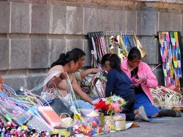 Puebla - Puebla - Centre, marché des artisans