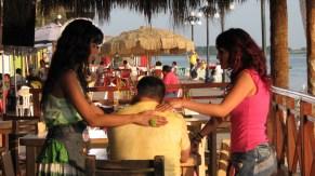 Veracruz - Tlacotalpan - Tournage de la série 'El verano del amor'