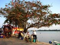 Veracruz - Tlacotalpan - Vendeurs de rues