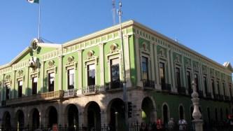 Yucatan - Merida - Palacio de Gabierno