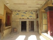 Crète - Knossos, site antique