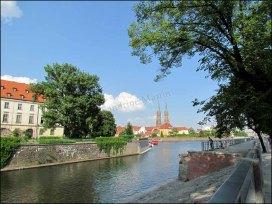 Wroclaw - Rivière 'Odra'