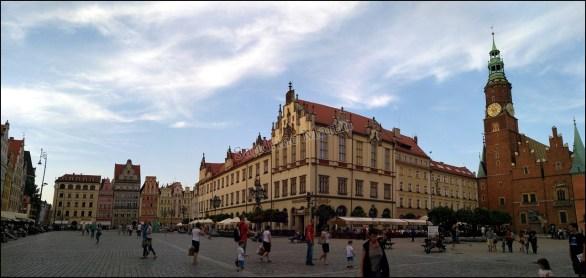 Wroclaw - Square principal