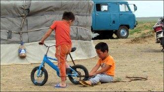 Dunes de sable 'Khongor' - Playground