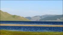 Lac blanc (Terkhiin Tsagaan lake)