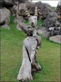 Orkhon Valley, sculpture