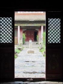 Oulan-Bator - Musée monastère 'Choyjin Lama'