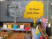 Oulan-Bator - Restaurant vegan 'loving hut'