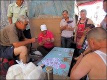 Datong - Au hasard des rues, jeux de cartes