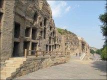 Datong - Grottes de Yungang