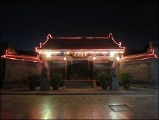 Pingyao - Au hasard des rues, temple