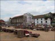 Katmandou - Durbar Square, monuments historiques
