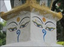 Katmandou - Temple 'Swayambhu'