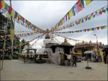 Namo Boudda - Temple