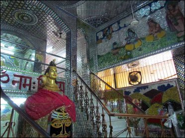 Amritsar - Temple 'Mata'