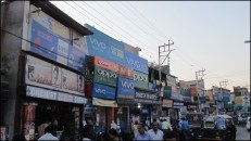 Dehradun - Au hasard des rues, enseignes