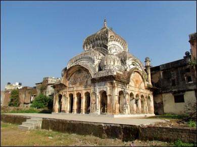 Dehradun - Au hasard des rues, Vieux temple