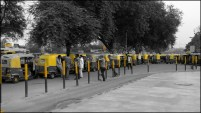 Delhi - Au hasard des rues, Rickshaw moteur