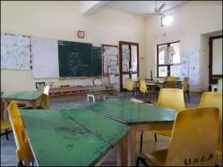 Faizabad - Ecole Jingle Bell, salle de cours