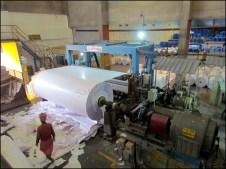 Faizabad - Yash Paper - Fabrication de papier avec les déchets de la canne à sucre