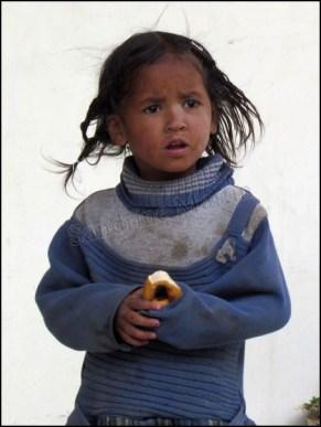 Himalaya - Vallée de Kinnaur - Nako - Les enfants