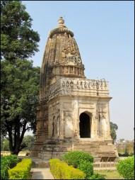 Khajuraho - Temple 'Adinath'