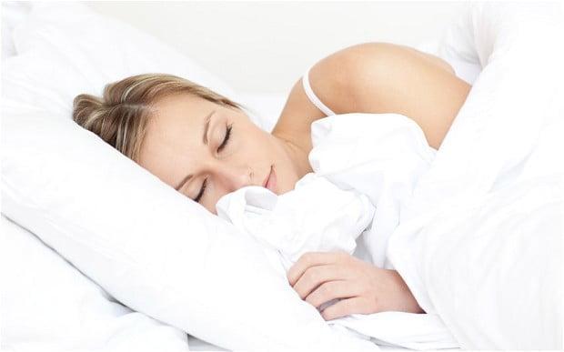 女性規律的睡眠時間使身材較苗條