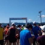 暑い!水分塩分不足!第11回とやま清流マラソン リタイヤ