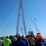 富山マラソン2015大会は最高!結果はサブ4達成?