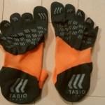 ランニングソックス Tabio レーシングラン・プロをフルマラソンで使用してレビュー