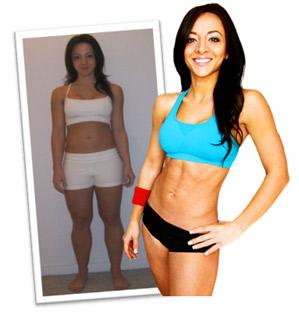 Karine Before & After