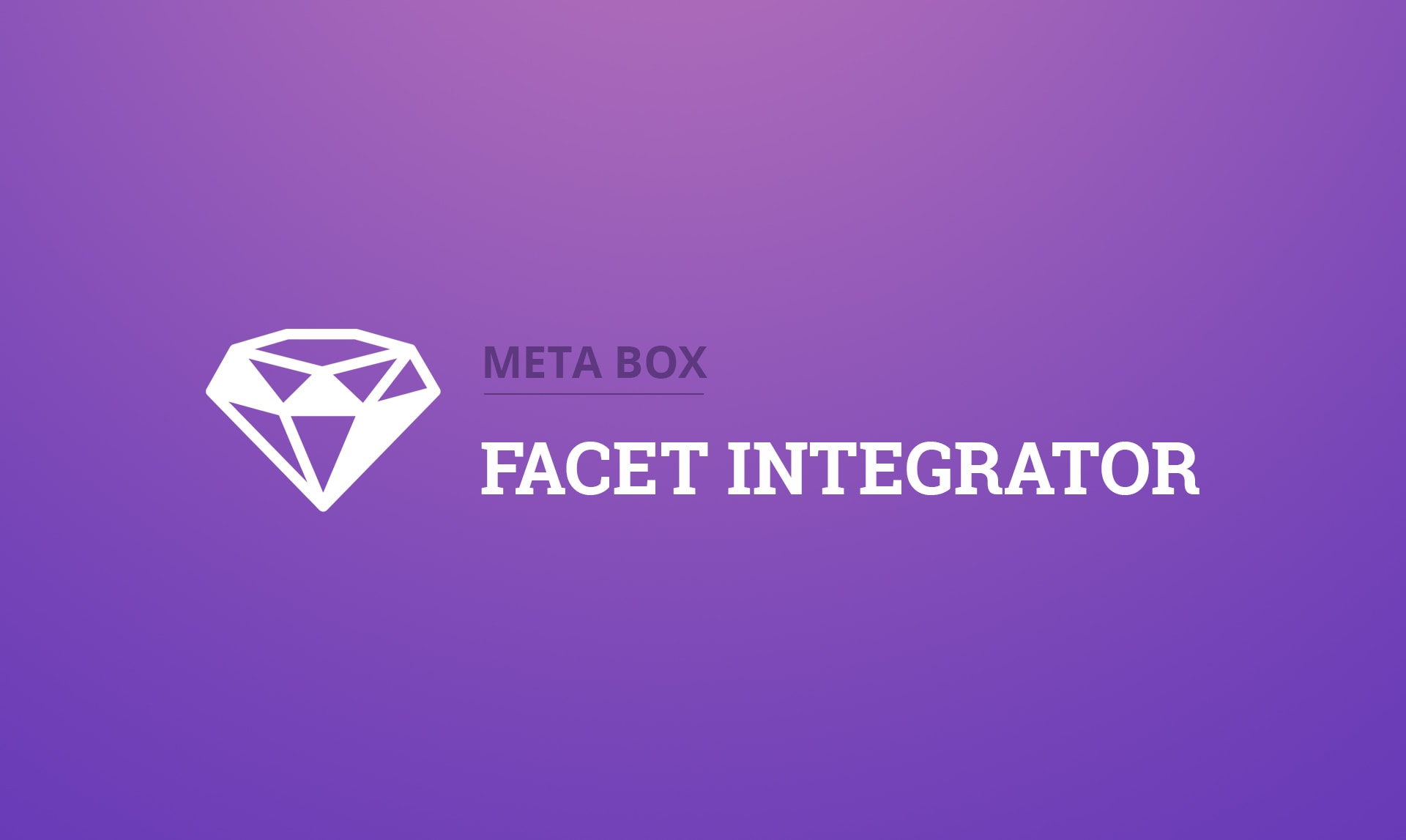 Meta Box – FacetWP Integrator