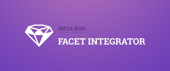 meta box facetwp integration