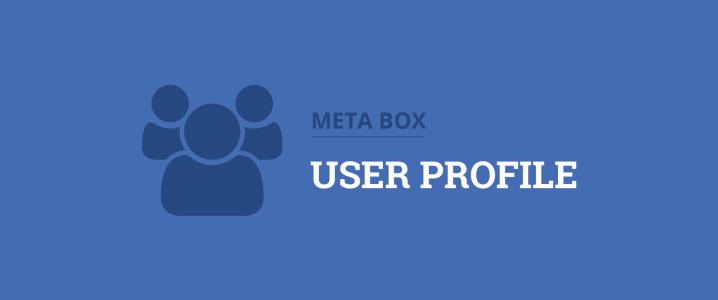 mb user profile
