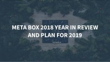 Meta Box 2018 Year in Review and plan for 2019