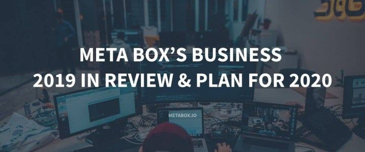 Meta Box 2019 in Review & Plan for 2020