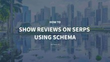 How to Show Reviews on SERPs using Schema